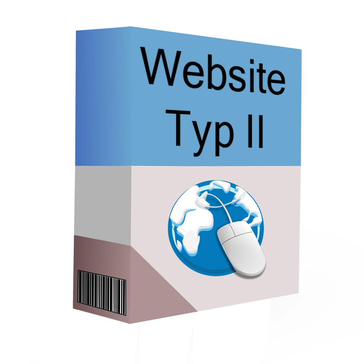 Website Typ II